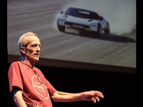 For the love of problem solving: designing a super car: Dimitris Korres at TEDxThessaloniki