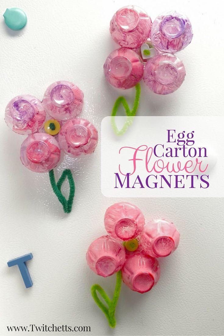 Egg Carton Crafts For Kids Egg