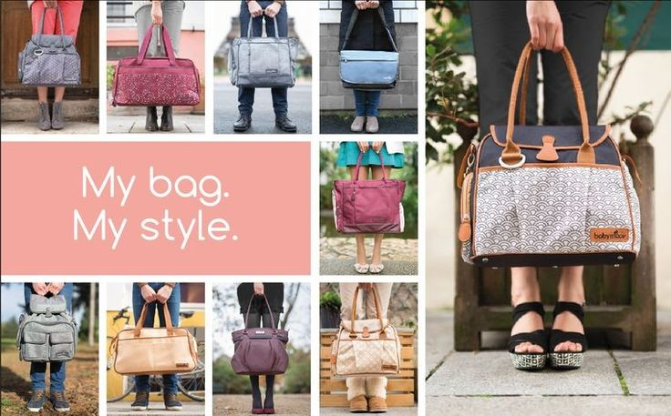 Babymoov Changing Bags Collection #MyBagMyStyle