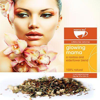 Rooibos herbal tea | Well being tea | mama tea