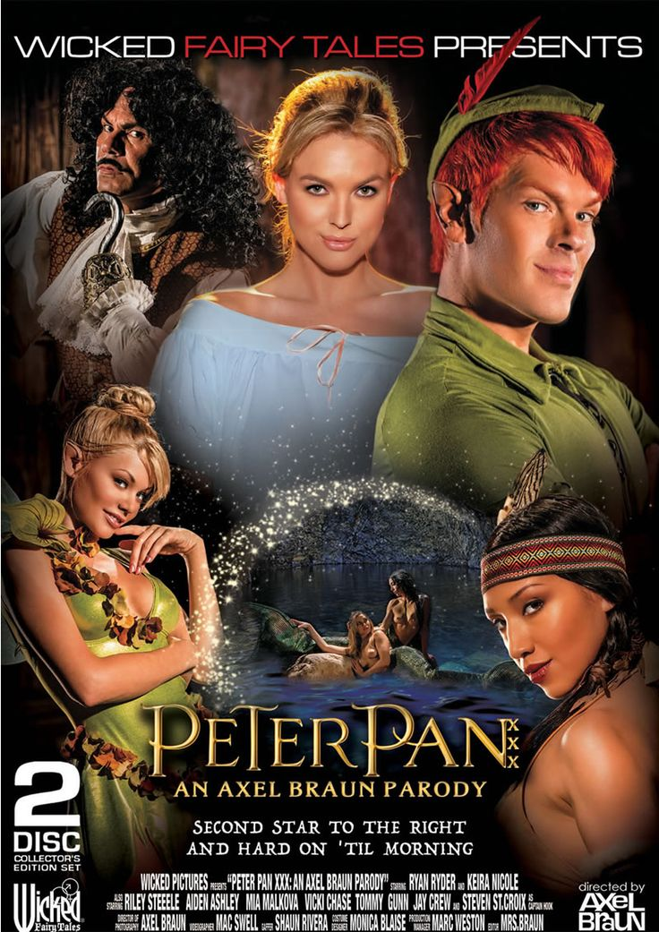 Peter Pan Xxx An Axel Braun Parody - Legendary Director -5086