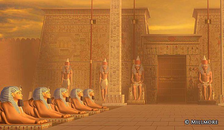Luxor Tempel Sphingenallee by discoveringegypt.com