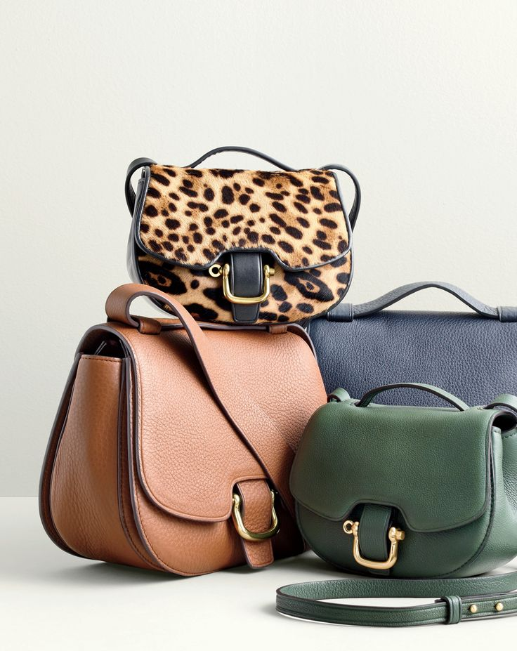 The J.Crew Rider collection.