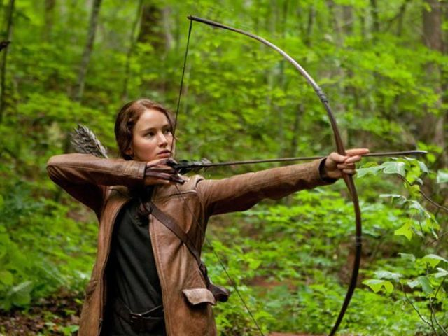 I got: Katniss Everdeen! Which Famous Literary Character Are You?