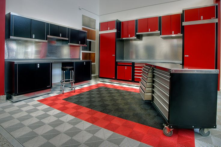 Metal Garage Cabinets 21, Rolling Tool Box