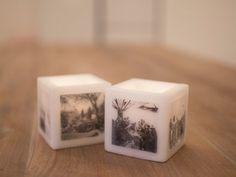 DIY-Anleitung: Persönliche Kerze mit Fotopotch herstellen via DaWanda.com