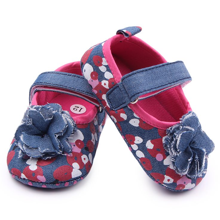 >> Click to Buy << New Arrival Beautiful Lace Flower Design Hook&Look Newborn Baby Girl Shoes Baby Dress Shoes For 0-15 Months #Affiliate