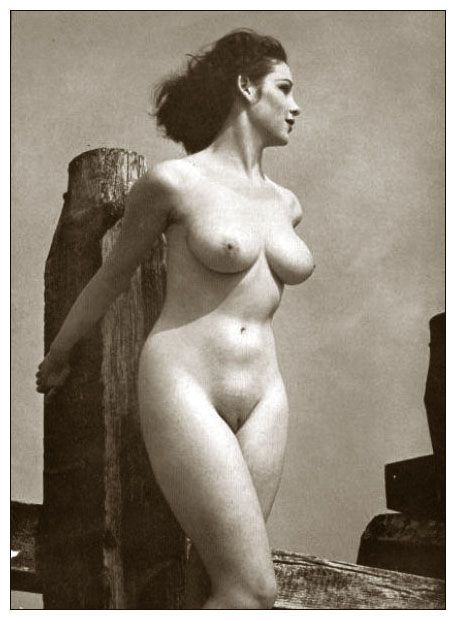 Opinion Vintage shaved nudes