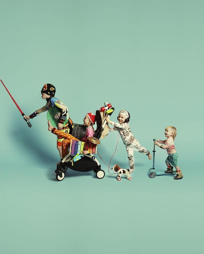 Festival Villette Sonique x Mini Weather | MilK - Le magazine de mode enfant
