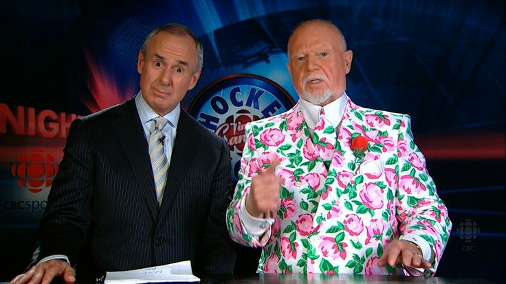 a biography of don cherry a canadian ice hockey commentator for cbc television Rose cherry's home for kids, named after his late wife rose and located outside milton, ontario, will don cherry is a 83 year old canadian ice hockey player googleusercontent search.