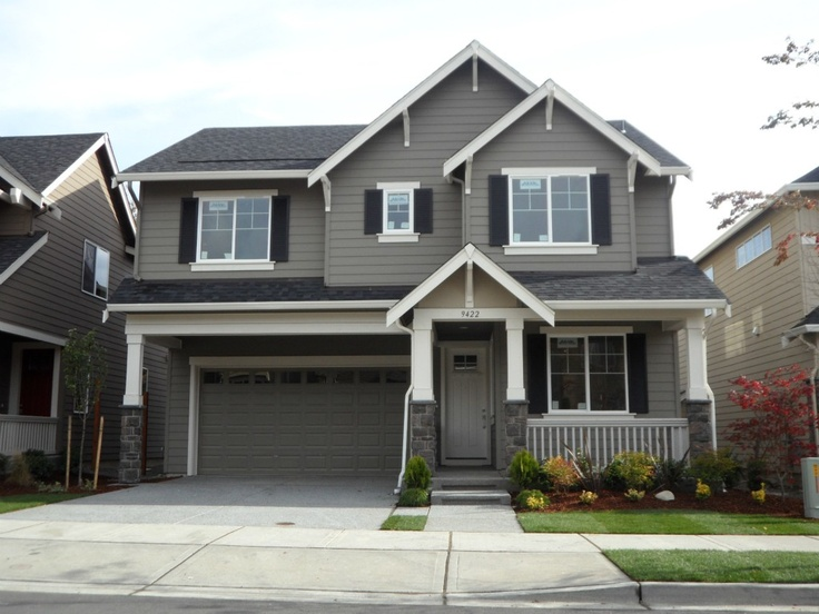 grey black white exterior exterior colors pinterest