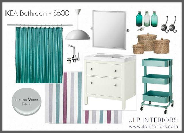 Home with Baxter: Mood Board Monday - IKEA Bathroom
