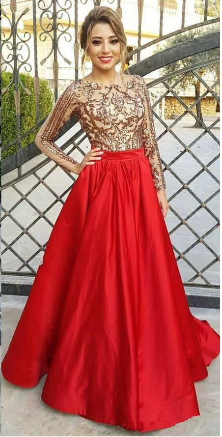 Red Backless Elegant Prom Dress,Long Prom Dresses,Prom Dresses,Evening