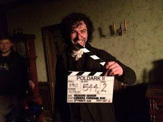 It's a wrap for Season 2 of Poldark!