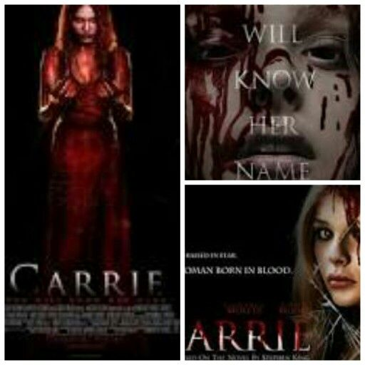 carrie with magic #carrie