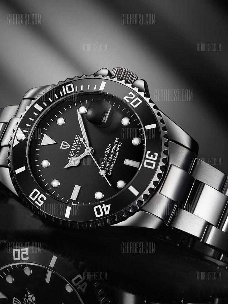 <b>TEVISE</b> T801A Men Mechanical Watch - $21.05 Free Shipping ...