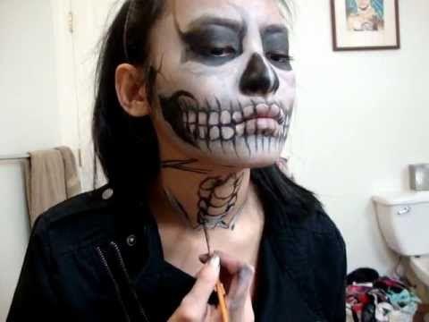 American Horror Story Evan Skull