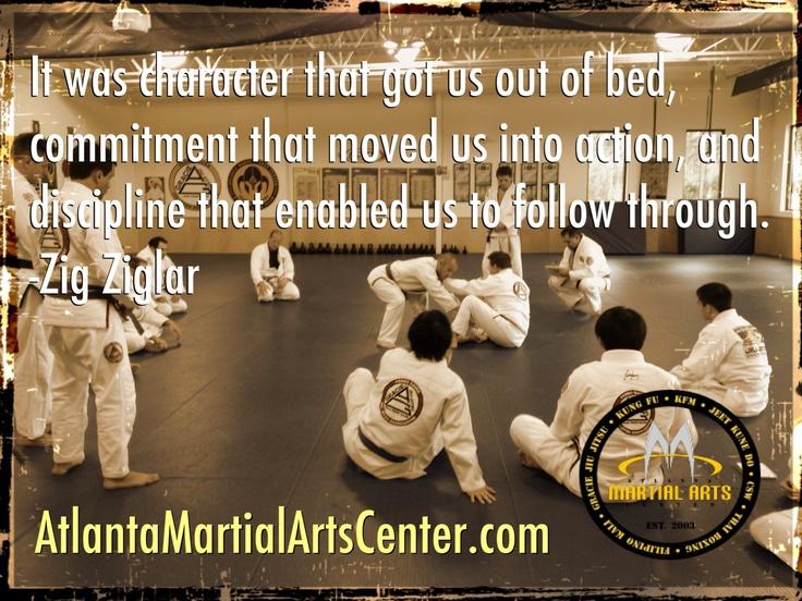 Atlanta martial arts center