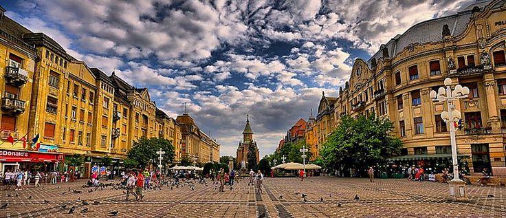 Timisoara Old City