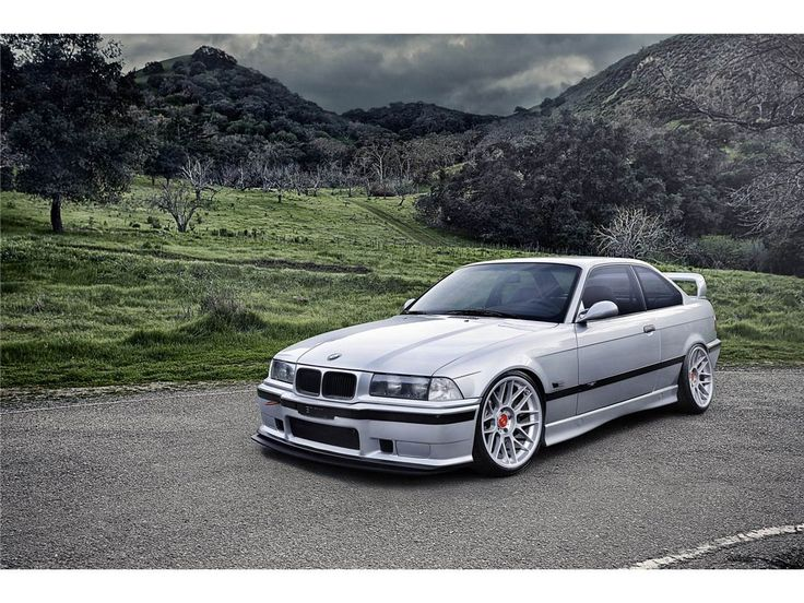 FS CA: E36 M3 with S54 Swap