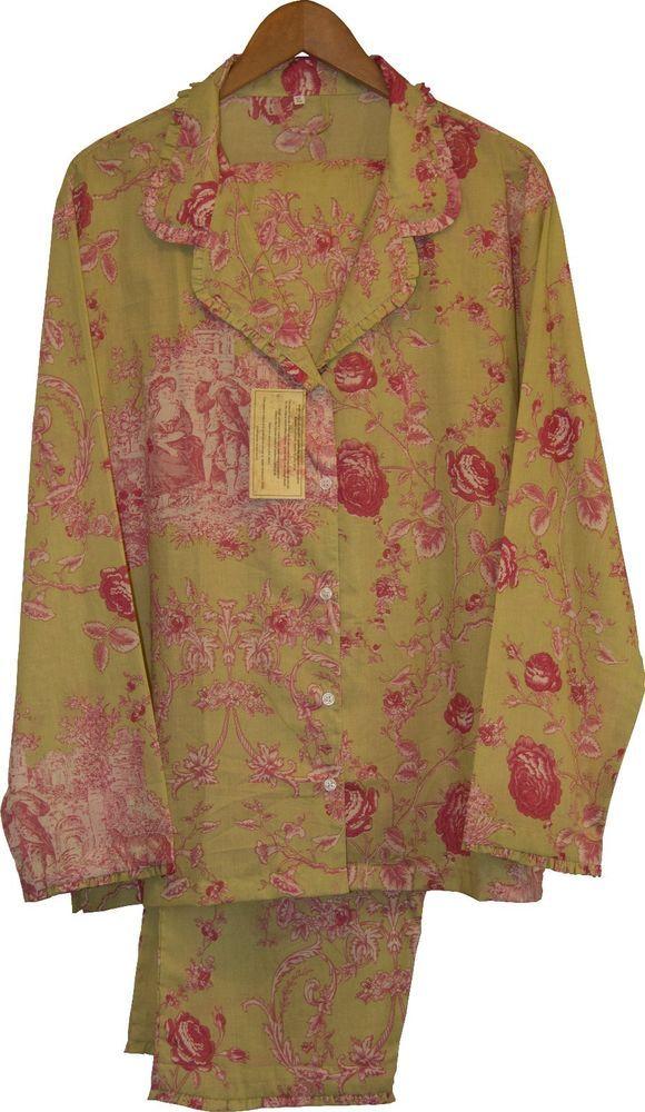 Princess Green: 100% Cotton Women's Pajamas