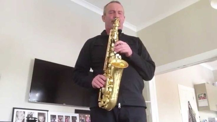 Forestone Saxophones. 'All The Things You Are' a few choruses of this ol...