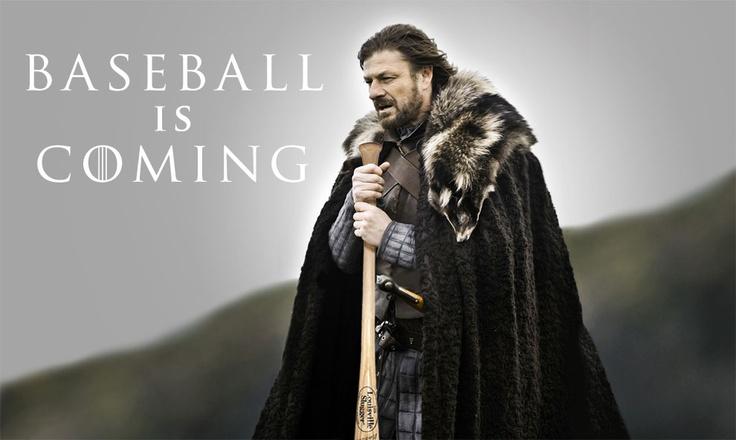 Meme Baseball Stark Coming Ned