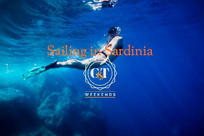 #sailing #sardinia #yacht #yachtweek #yachtlife #catamaran #GTWKNDS #travel #world #luxe #luxury #weekend #away #holiday #vacation #adventure #party #food #wine #events