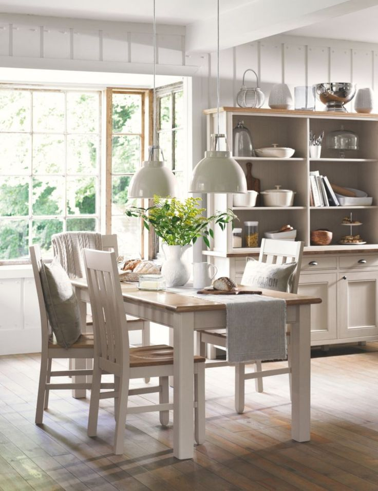 Padstow Extending Dining Table | M&S
