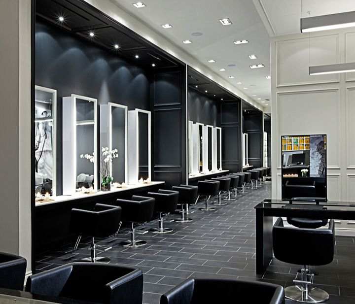 Donato Salon + Spa Shops at Don Mills, Toronto (A.R.E Awards) » Retail Design Blog