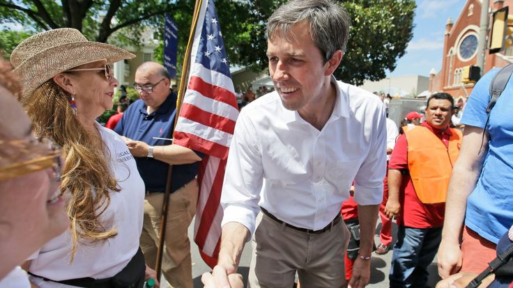 Beto O'Rourke hasn't had his coffee yet. It's 7:30 in the morning in Austin, and the El Paso congressman and Democratic contender for Ted Cruz's Senate seat looks tired. He should. Just 10 hours ago, Hurricane Harvey made landfall over the Texas coast, where it would hammer cities like Corpus Christi, Houston, and Victoria, one of the congressman's recent campaign stops. When he gets in the truck, he sets the radio to the local Austin NPR affiliate for an update. Splinter, 2017.09.22.
