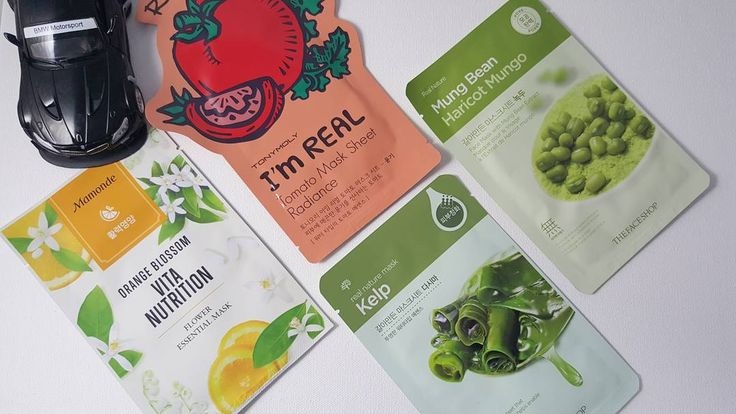 Mask Salad Some masks my bff picked up from her travels to the PI. I've seen that tomato one around. Is it a good one? #asianskincare #masks #facemask #rasianbeauty #koreanskincare #skincare #beauty #beautyblogger #makeupbrew #koreanbeauty #tonymoly #mamonde #thefaceshop #selfcare