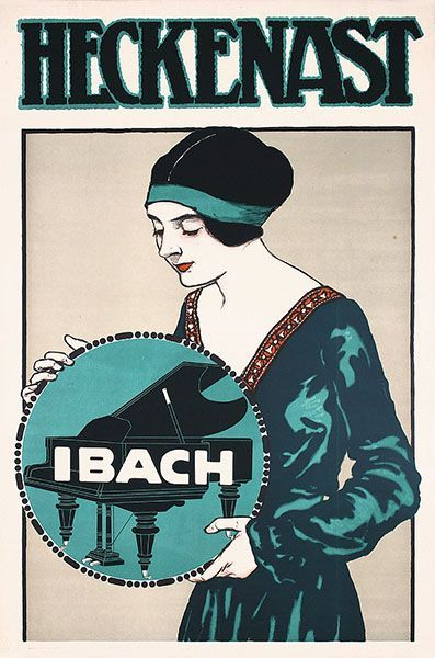 Heckenast Ibach pianos ~ Géza Farago
