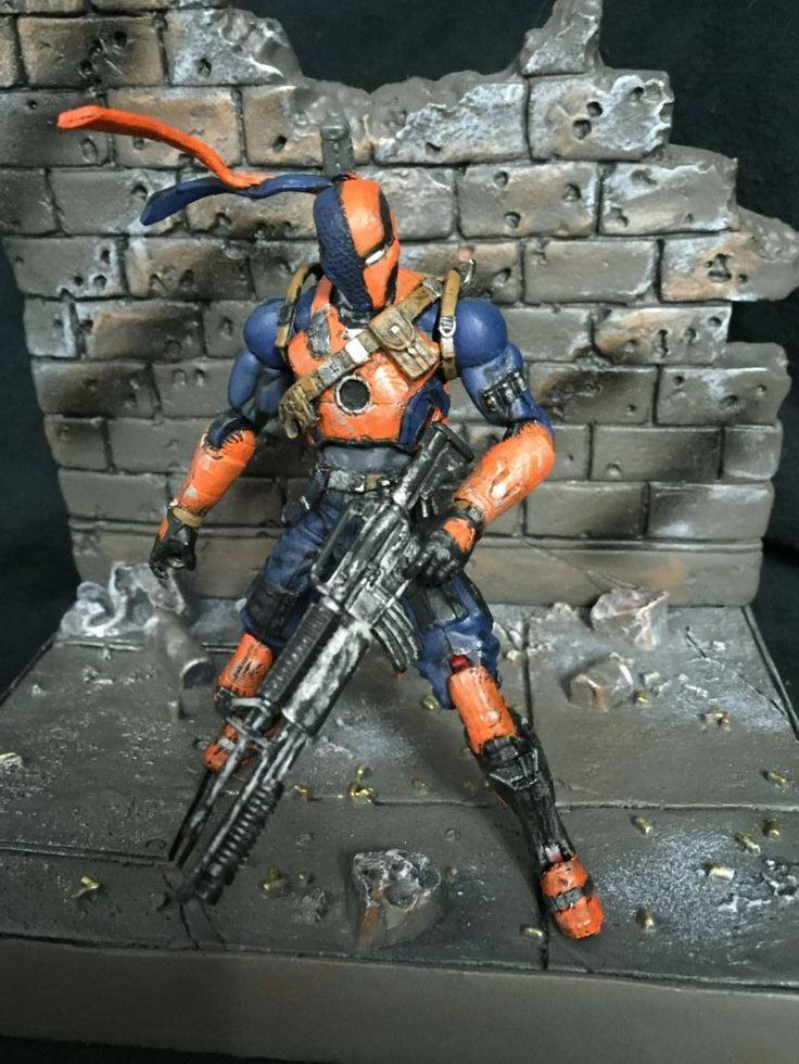 Deathstroke the Terminator (DC Universe) Custom Action Figure