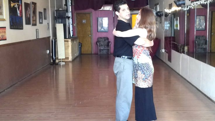 Tango Walk with Close Embrace. Episode 3