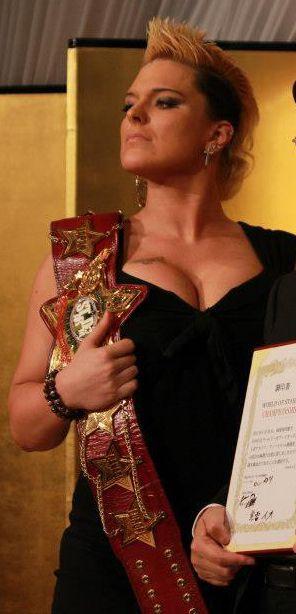 Marie Kristin Gabert #alphafemale #wrestling