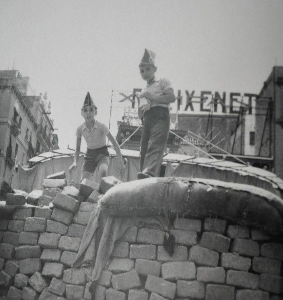 Fotografía de Gerda Taro - Guerra Civil española