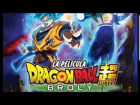 Dragon Ball Super Broly Pelicula Completa En Espanol Latino Youtube Dragon Ball Akira Dragon