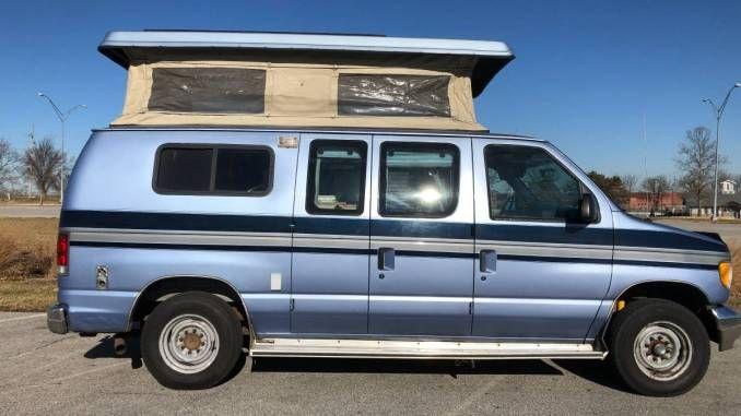 19++ Ford camper van for sale 4k
