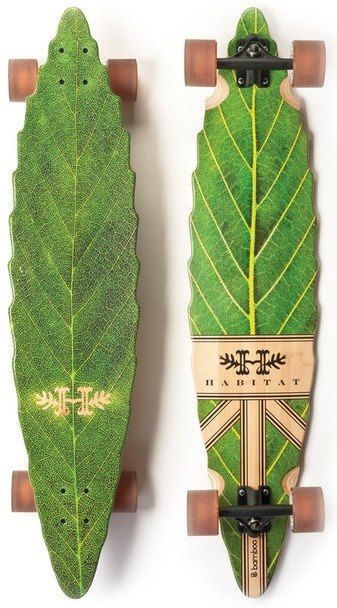 I'm glad to see a normal leaf skateboard. I live in Colorado so all I see is the…