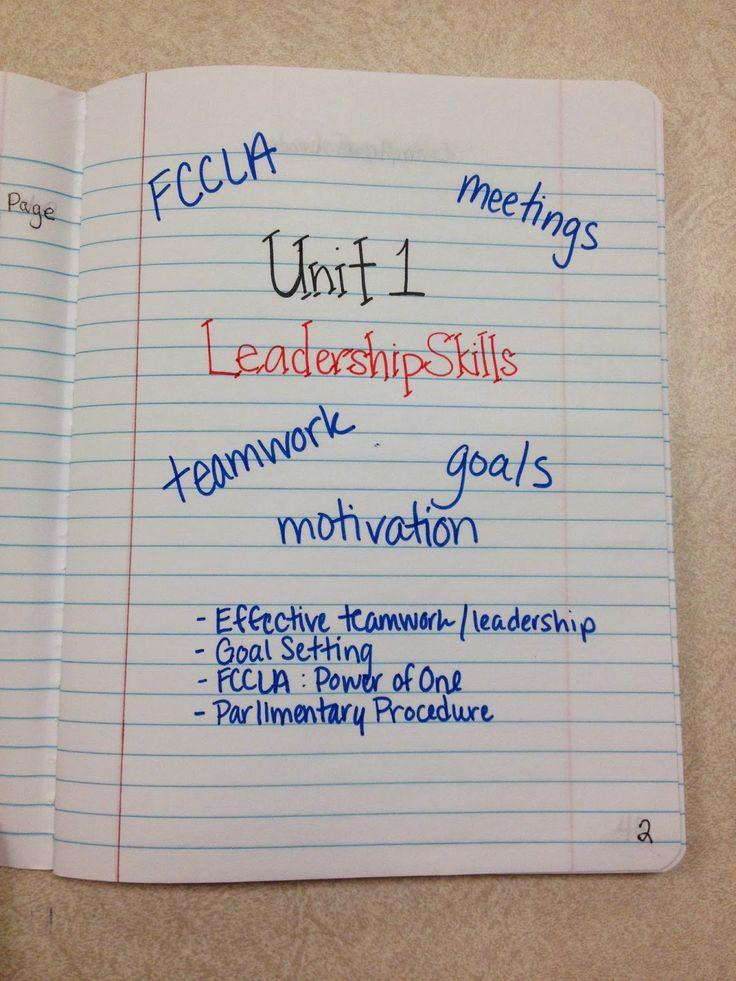 Classroom Notebook Ideas : Best images about classroom fbla ideas on pinterest
