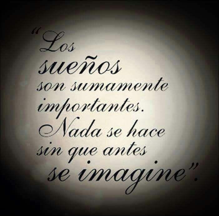 Los sueños...