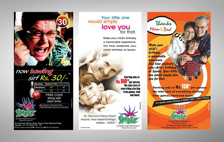 Poster and Press ad design
