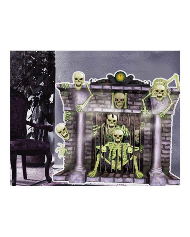 Ideal Halloween Wanddeko