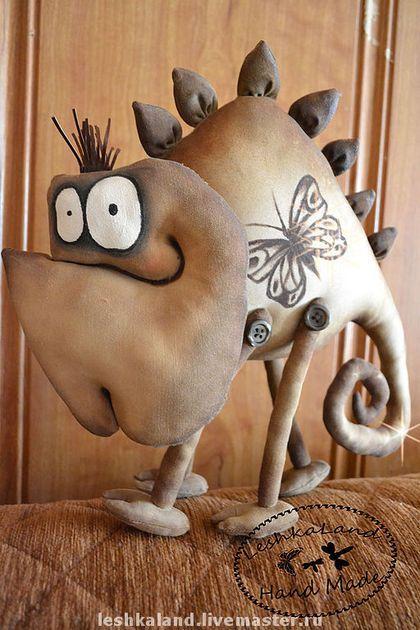 Ароматизированные куклы ручной работы. Ярмарка Мастеров - ручная работа Жил-был Хамиль.... Handmade.
