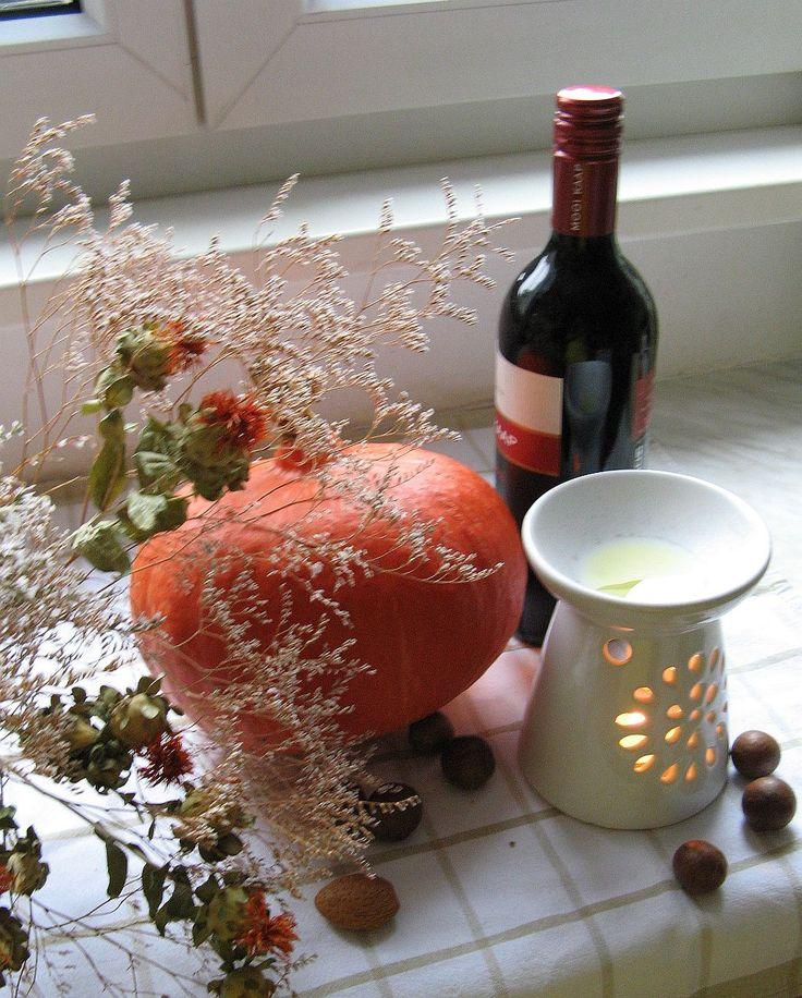 všechny vůně podzimu