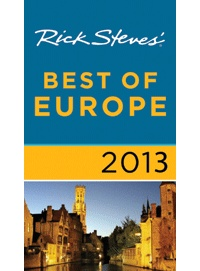 Travel Store : Best of Europe 2013 Book | Supposed to be one of the best travel book series | Rick Steves