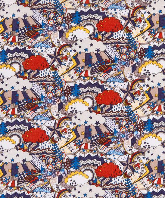 Liberty Art Fabrics Land of Dreams C Tana Lawn Cotton