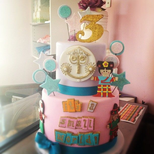 42 Best It's A Small World Birthday Party Images On