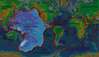 How the Earth's Pacific plates collapsed | Geology IN